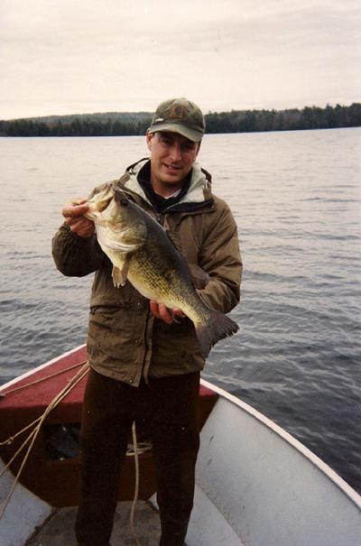 Maine Bass Fishing Guide Smallmouth Largemouth